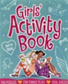 Girls` Activity Book