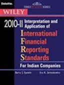 2010-11 Interpretation And Application Of International Financial Reporting Standards For Indian Companies