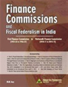 Finance Commisions And Fiscal Federalism In India