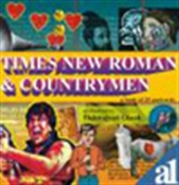 Times New Roman & Countrymen : A Book Of 25 Postcards