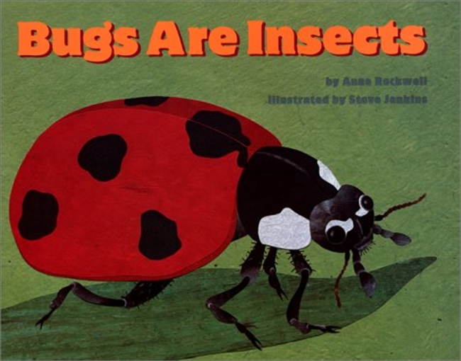 Bugs Are Insects (Lets-Read-And-Find-Out Science 1)