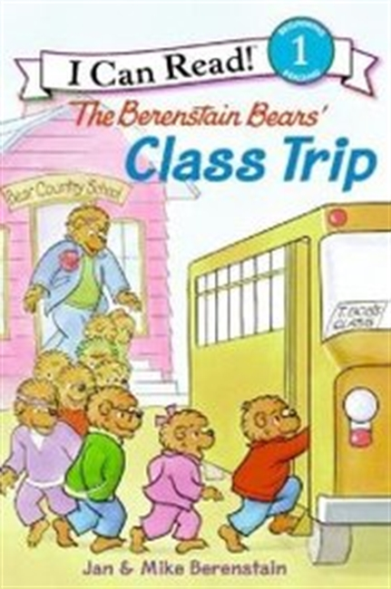 The Berenstain Bears Class Trip (I Can Read Book 1)
