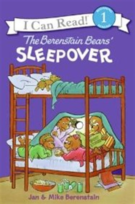 The Berenstain Bears Sleepover (I Can Read Book 1)