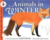 Animals In Winter (Lets-Read-And-Find-Out Science 1)