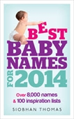 Best Baby Names For 2014 : Over 8000 Names & 100 Inspiration Lists