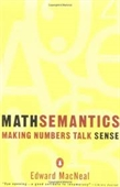 Mathsemantics Making Numbers Talk Sense