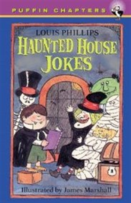 Haunted House Jokes (Puffin Chapters)