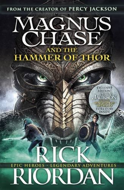 Magnus Chase Book 2: Magnus Chase and the Hammer of Thor