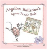 Angelina Ballerinas Jigsaw Puzzle Book