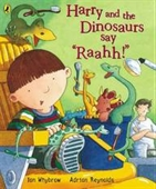 Harry And The Dinosaurs Say Raahh!