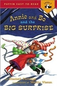 Annie and Bo and the Big Surprise (Easy-to-Read, Puffin)