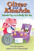 Amanda Pig and the Really Hot Day (Penguin Young Readers, L3)
