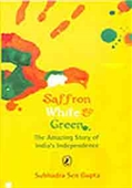 Saffron White & Green