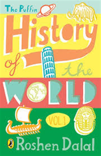 The Puffin History of the World (Vol.1)
