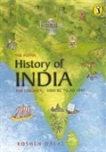 The Puffin History of India For Children Vol-1