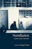 Humiliation Claims And Context