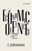 Economic Offences : A Compendium of Crimes in Prose And Verse