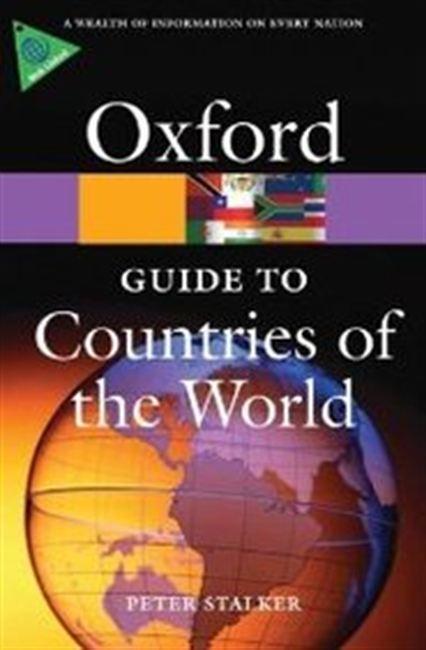 A Guide To Countries Of The World (Oxford Paperback Reference)