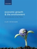 Economic Growth & The Environment : An Introduction to The Theory