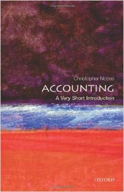 Accounting A Very Short Introduction