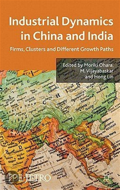 Industrial Dynamics in China and India : Firms, Clusters, and Different Growth Paths