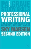 Professional Writing: 2nd Edition (Palgrave Study Guides)