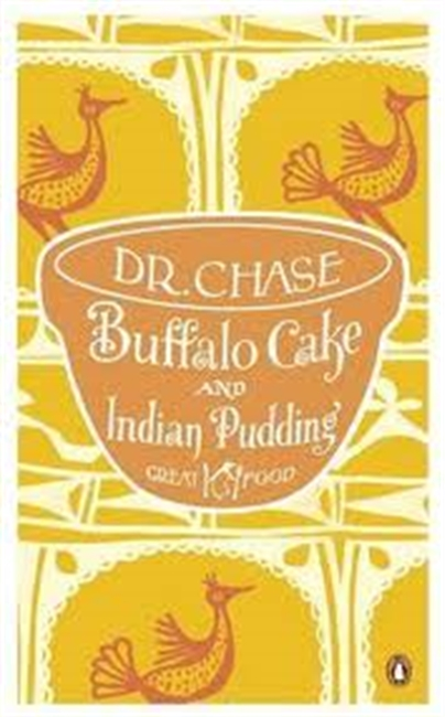 Great Food : Buffao Cake And Indian Pudding