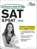 The Princeton Review : 11 Practice Tests For The SAT & PSAT