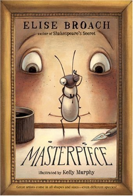 Masterpiece (The Masterpiece Adventures)