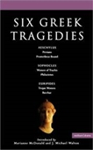 Six Greek Tragedies: Aeschylus, Sophocles, Euripides
