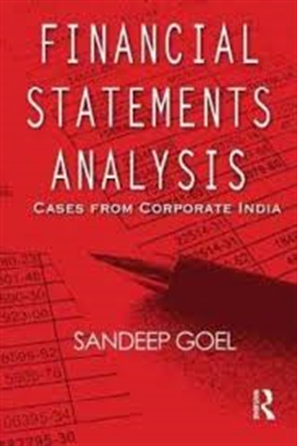 Financial Statements Analysis Cases From Corporate India
