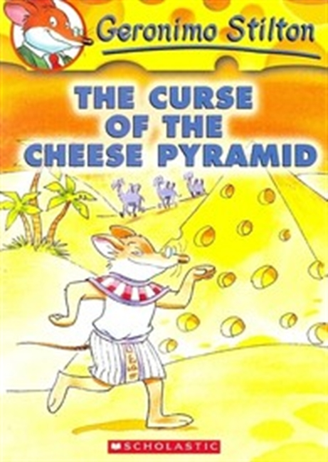 The Curse of The Cheese Pyramid #2