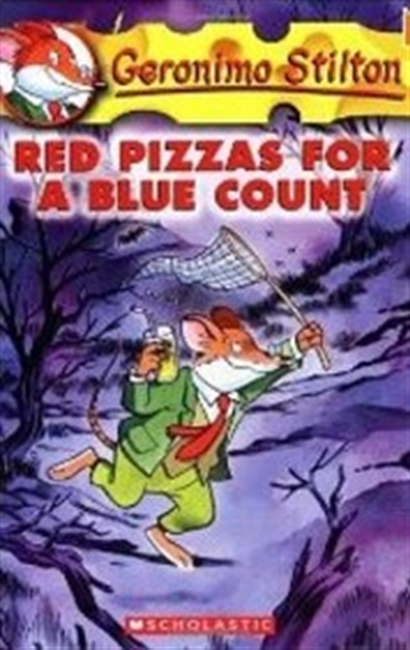 Red Pizzas For A Blue Count #7