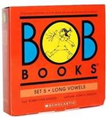 Bob Books Set #5: Long Vowels (Bob Books Series)