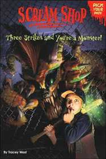 Scream Shop 5: Three Strikes and Youre a Monster