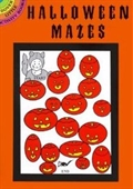 Halloween Mazes (Dover Little Activity Books)