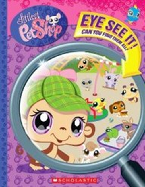 Eye See It! (Littlest Pet Shop)