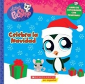 Littlest Pet Shop: Celebra la Navidad (Spanish Edition)