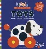 Toys (Little Scholastic)