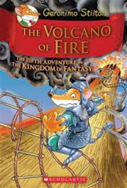 The Kingdom of Fantasy: The Volcano of Fire