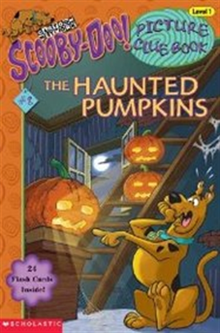 The Haunted Pumpkins (Scooby-Doo! Picture Clue Book, No. 5)