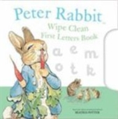 Peter Rabbit Wipe Clean First Letters Book