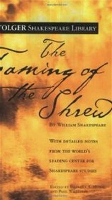 Taming Of The Shrew (New Folger Library Shakespeare)