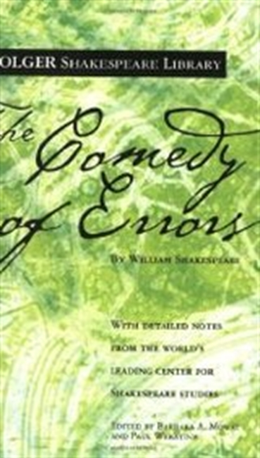 The Comedy of Errors (Folger Shakespeare Library)