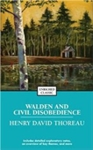 Walden and Civil Disobedience (Enriched Classics (Pocket))