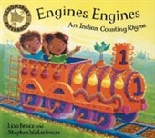 Engines Engines: A Colourful Counting Book (Bloomsbury Paperbacks)