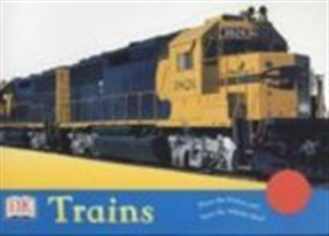 Trains (Sound Books)