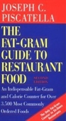 The Fat-Gram Guide To Restaurant Food