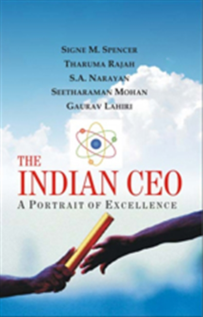 THE INDIAN CEO: A Portrait of Excellence