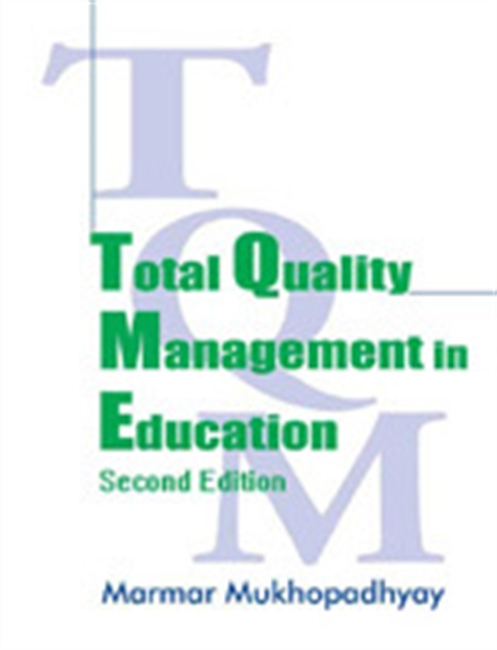 TOTAL QUALITY MANAGEMENT IN EDUCATION, 2E